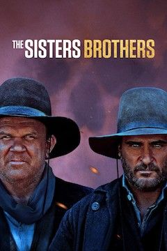 The Sisters Brothers movie poster.