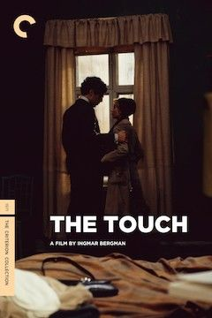 Poster for the movie The Touch