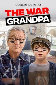 The War With Grandpa movie poster.
