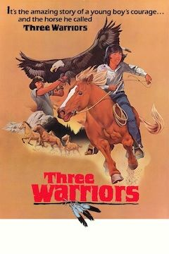 Three Warriors movie poster.