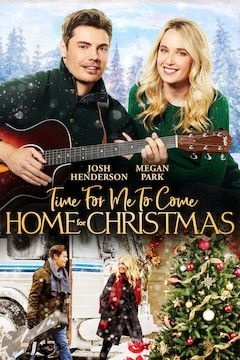 Time for Me to Come Home for Christmas movie poster.