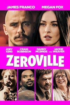 Poster for the movie Zeroville