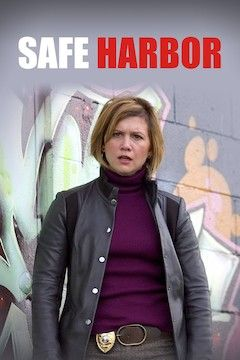 Safe Harbor movie poster.