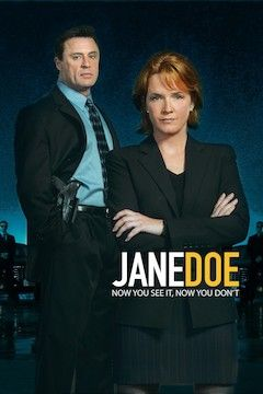 Jane Doe: Now You See It, Now You Don't movie poster.