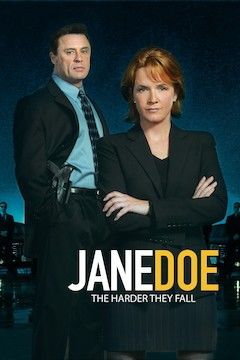 Jane Doe: The Harder They Fall movie poster.