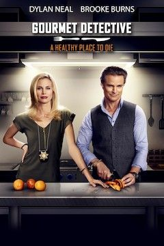 Poster for the movie The Gourmet Detective