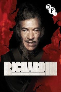 Richard III movie poster.