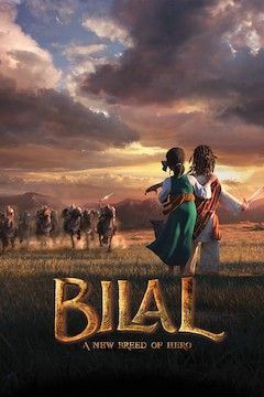 Bilal: A New Breed of Hero movie poster.