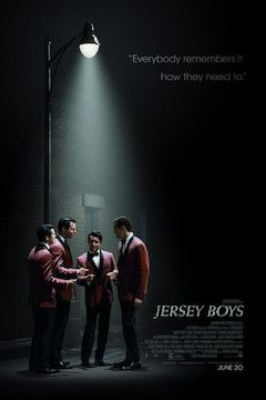 Poster for the movie Jersey Boys
