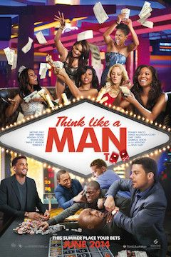 Think Like a Man Too movie poster.