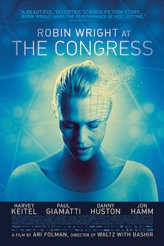 The Congress movie poster.