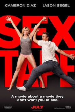 Sex Tape movie poster.