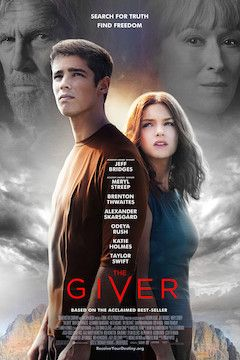Poster for the movie The Giver