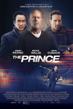 The Prince movie poster.