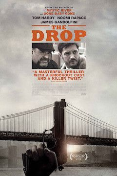 The Drop movie poster.