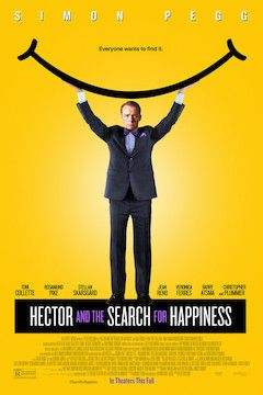 Hector and the Search for Happiness movie poster.