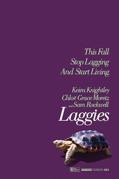 Poster for the movie Laggies