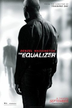 Poster for the movie The Equalizer