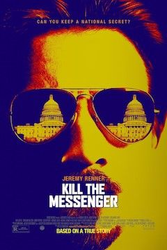 Kill the Messenger movie poster.