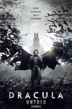 Poster for the movie Dracula Untold