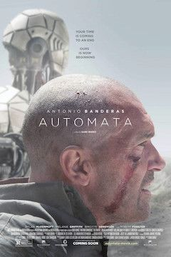 Autómata movie poster.