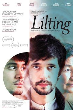 Lilting movie poster.