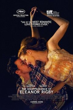 The Disappearance of Eleanor Rigby movie poster.
