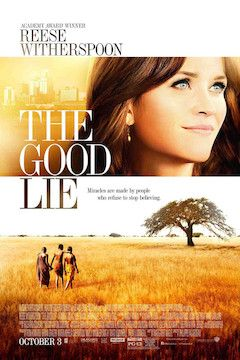 The Good Lie movie poster.