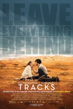 Tracks movie poster.