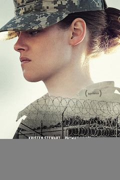 Poster for the movie Camp X-Ray