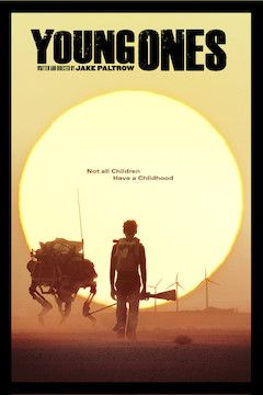Young Ones movie poster.