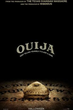 Ouija movie poster.