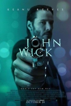 John Wick movie poster.