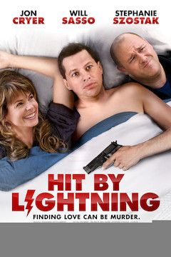 Hit by Lightning movie poster.