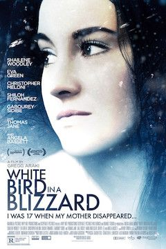 White Bird in a Blizzard movie poster.