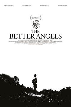 The Better Angels movie poster.