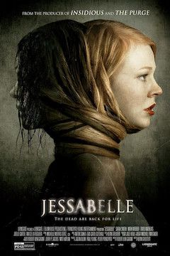 Jessabelle movie poster.