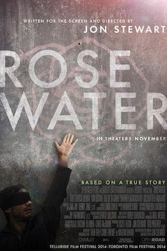 Rosewater movie poster.