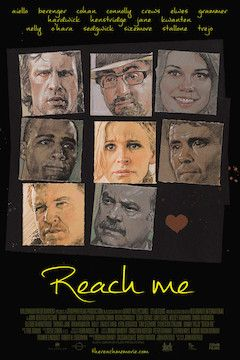 Reach Me movie poster.