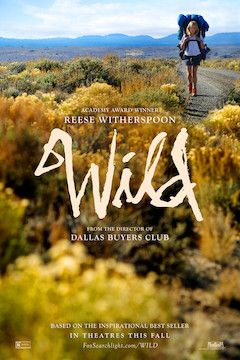 Poster for the movie Wild