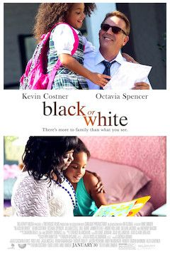 Black or White movie poster.