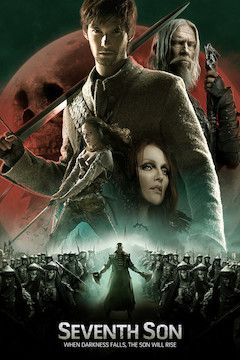 Seventh Son movie poster.
