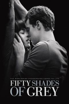 Fifty Shades of Grey movie poster.