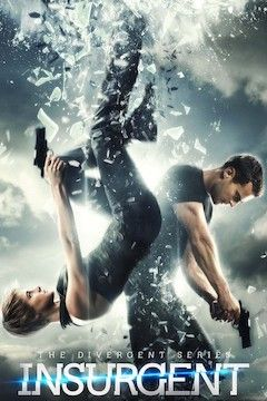 Insurgent movie poster.