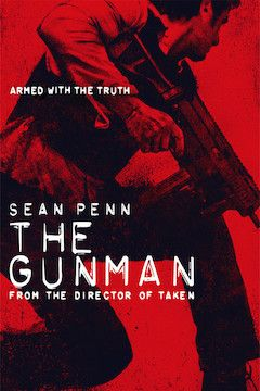 Poster for the movie The Gunman
