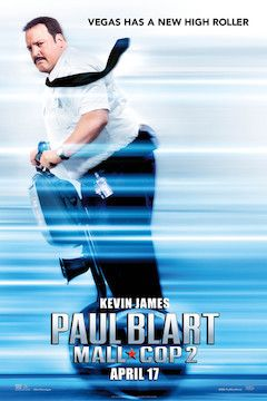 Poster for the movie Paul Blart: Mall Cop 2