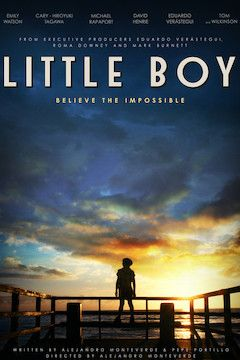 Poster for the movie Little Boy