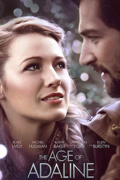 The Age of Adaline movie poster.