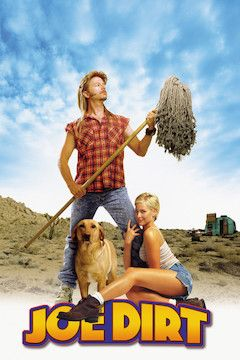 Joe Dirt movie poster.