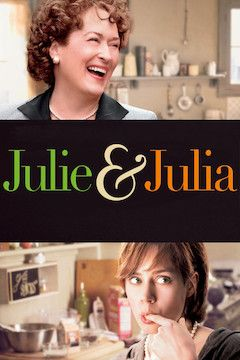 Julie and Julia movie poster.